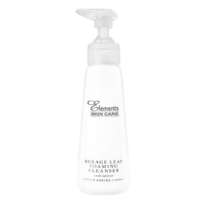 borage leaf foaming cleanser