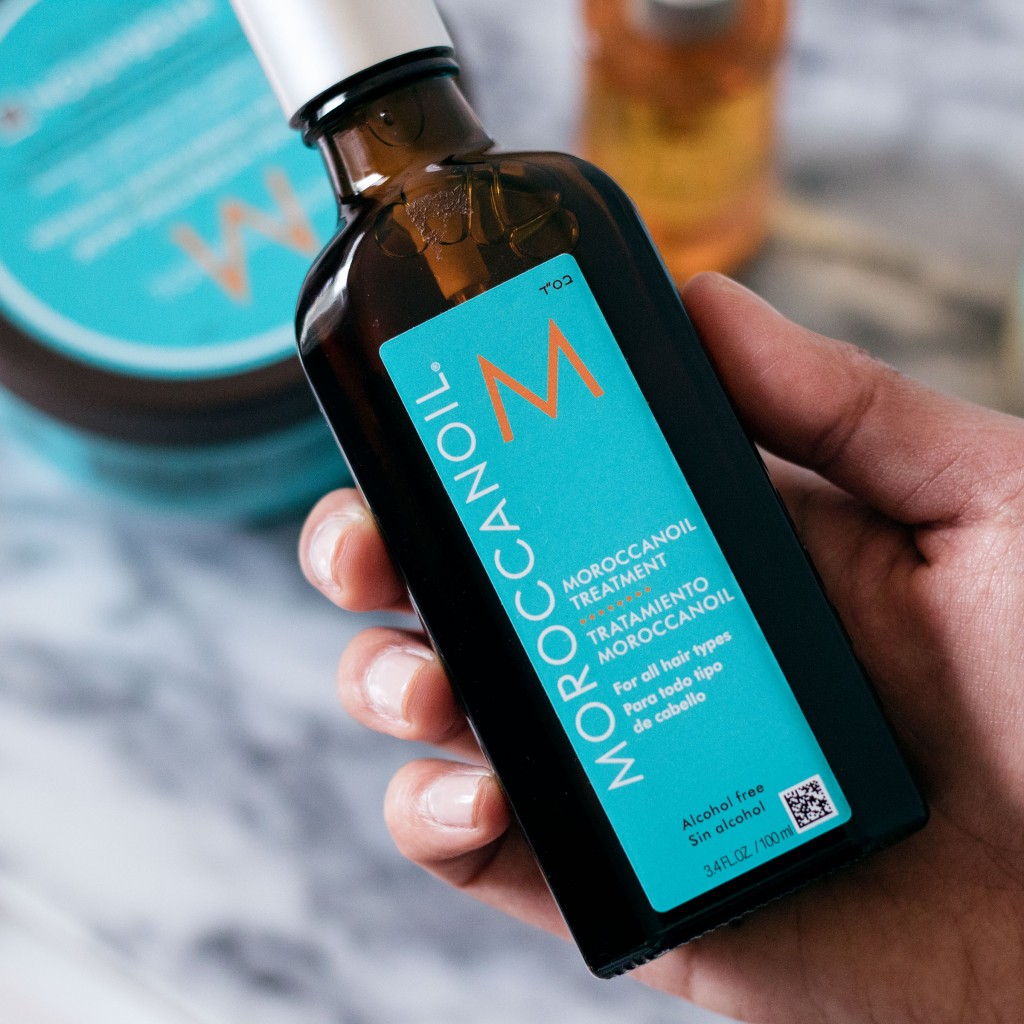 The difference between Moroccanoil Treatment Original vs Light – Elements  Salon And Wellness Spa